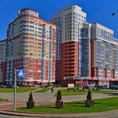 г.Минск, ЖК по пр. Дзержинского