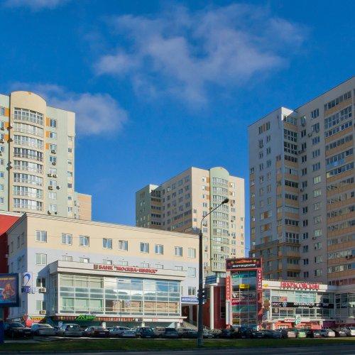 г.Минск, квартал Богдановича д.118-д.122.